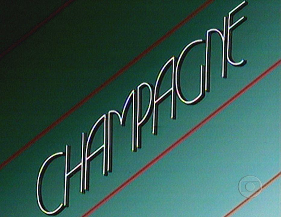 Champagne (1983): Abertura