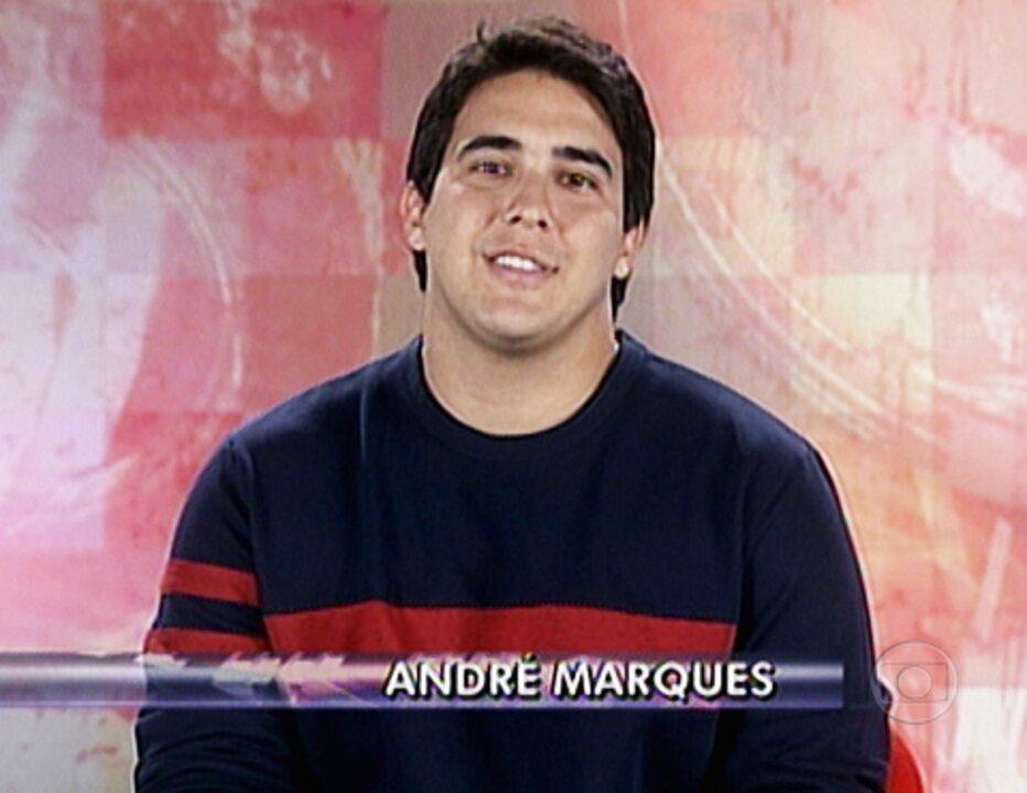 'Vídeo Show': Despedida de Miguel Falabella e estreia de André Marques (2002)