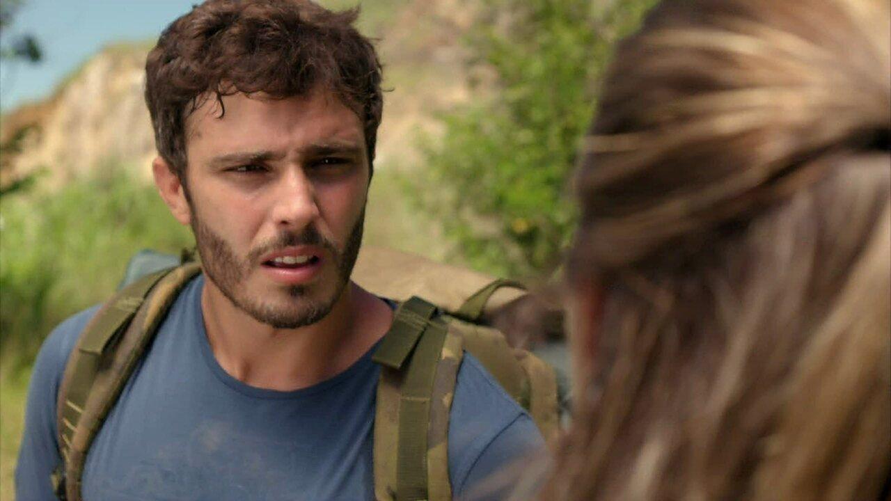 Além do Horizonte - capítulo de sexta feira, dia 06/12/2013, na íntegra - William segue Lili e não permite que ela fale com André