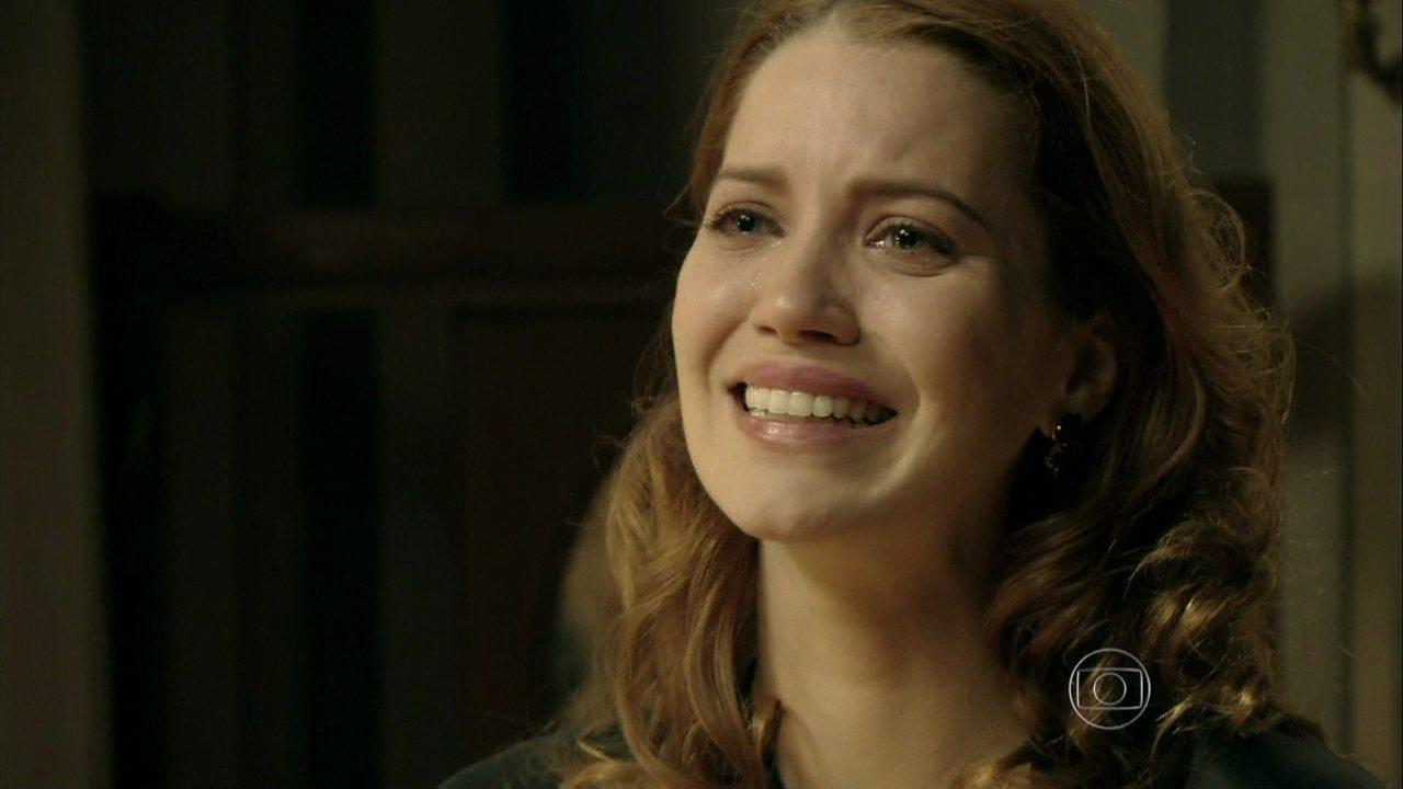 Joia Rara - capítulo de sexta-feira, dia 20/12/2013, na íntegra - Salvador conta para Silvia que Ernest é o culpado pela morte de Catarina