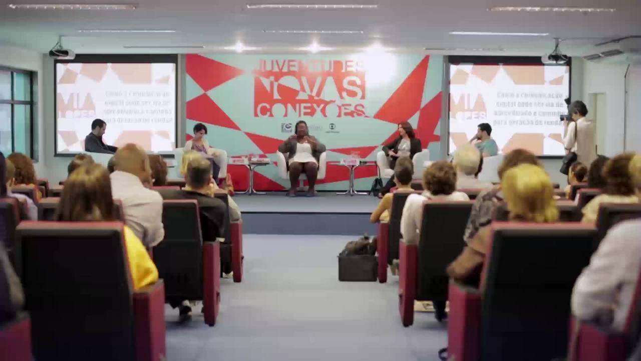 Globo Universidade realiza seminário 'Juventudes: novas conexões'