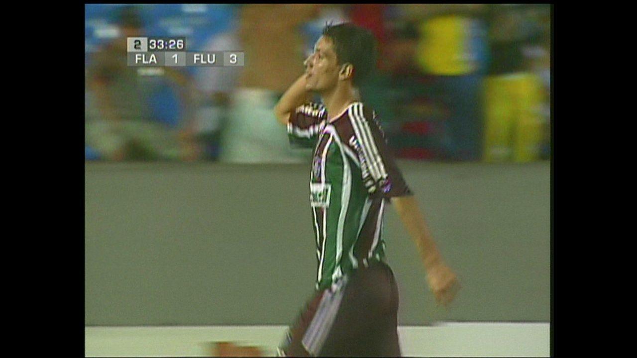Confira alguns gols de Thiago Neves com a camisa do Fluminense