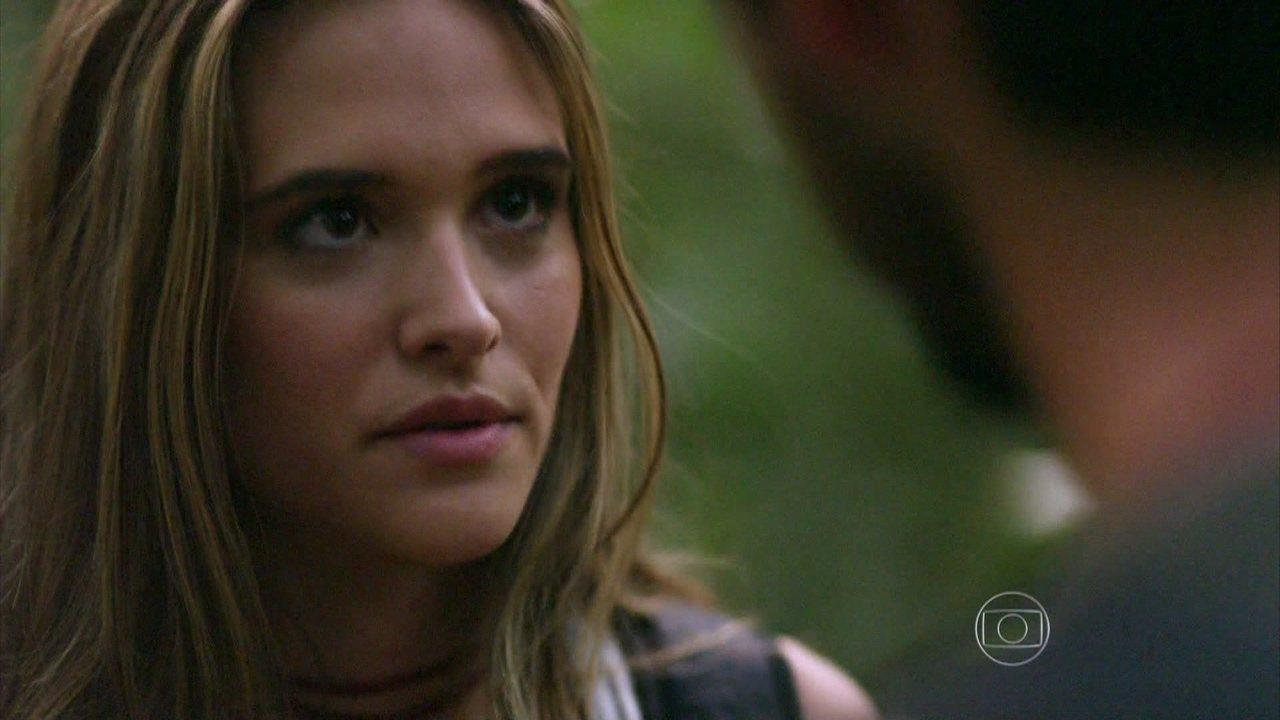 Além do Horizonte - Capítulo de segunda-feira, 03/03/2014, na íntegra - William corre para ajudar Lili ao vê-la ser capturada por Walmor