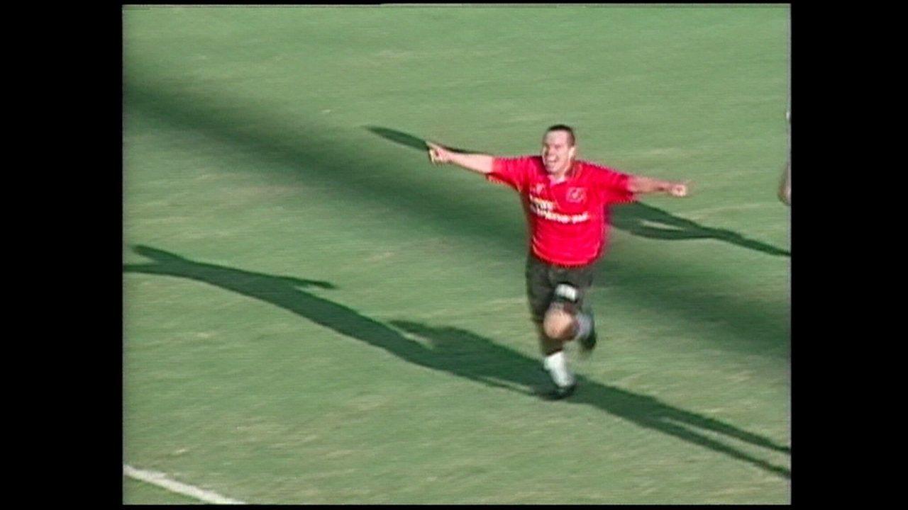 Em 1998, Brasil de Pelotas vence o Grêmio por 2 a 1 pelo Campeonato Gaúcho