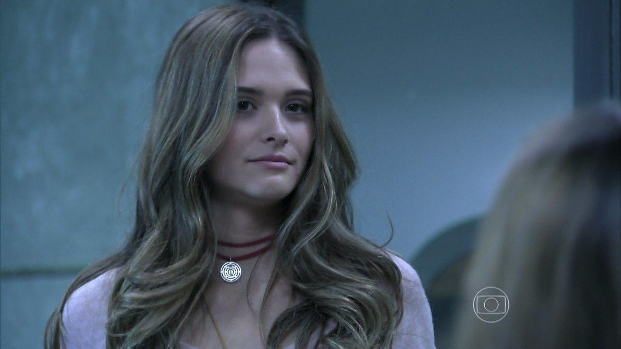 Além do Horizonte - capítulo de quarta-feira, dia 02/04/2014, na íntegra - Lili entra com William na sala de reuniões e surpreende LC