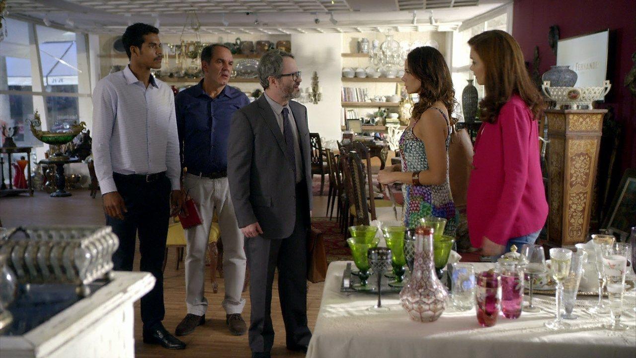 Em Família - Capítulo de quarta-feira, dia 30/04/2014, na íntegra - Nando descobre gravidez de Juliana