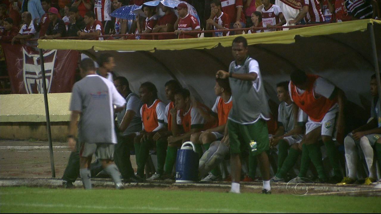 Coruripe arranca empate e é campeão em pleno Rei Pelé
