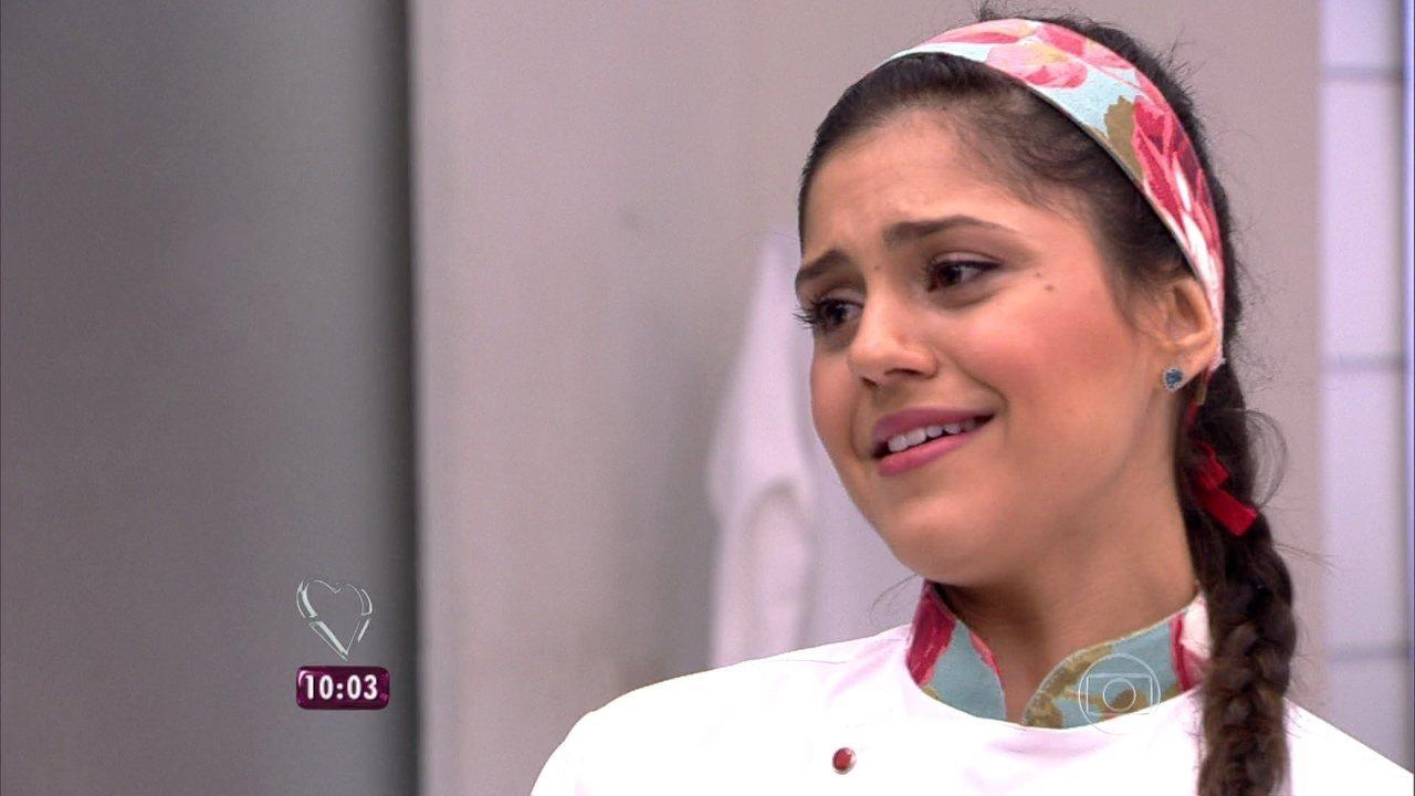 Mais voc jessika alves deixa o super chef celebridades - Super chef 2000 ...