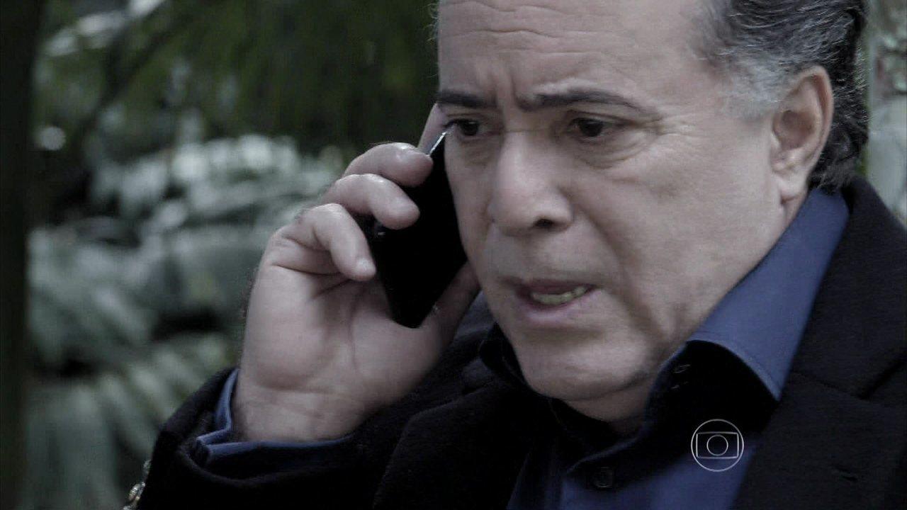 Capítulo de 01/09/2014 - Braga sugere que Bernardo se reaproxime de Gilda