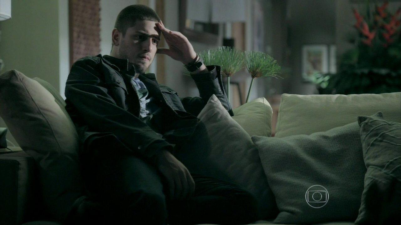 Império - Capítulo de terça-feira, dia 30/09/2014, na íntegra - José Alfredo ameaça confiscar os bens de João Lucas