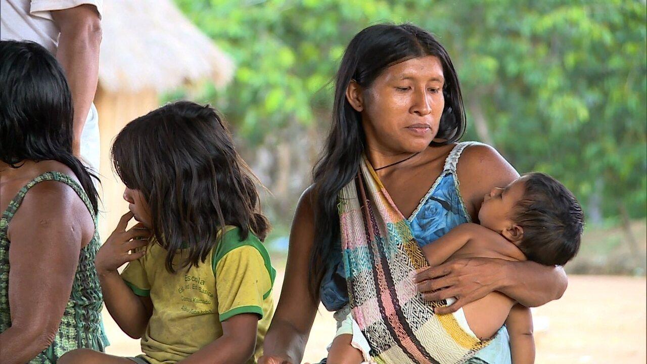 Como o aquecimento global interfere na cultura dos índios do Xingu
