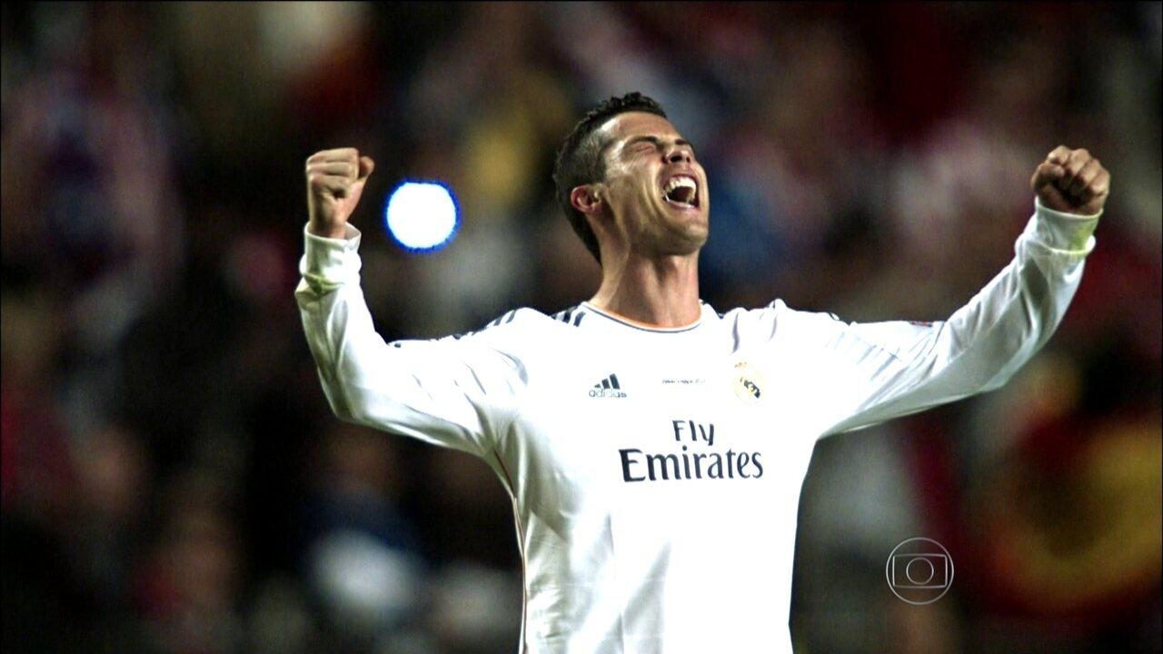 """Esteira """"espacial"""", competitividade e genética, os segredos da máquina Cristiano Ronaldo"""