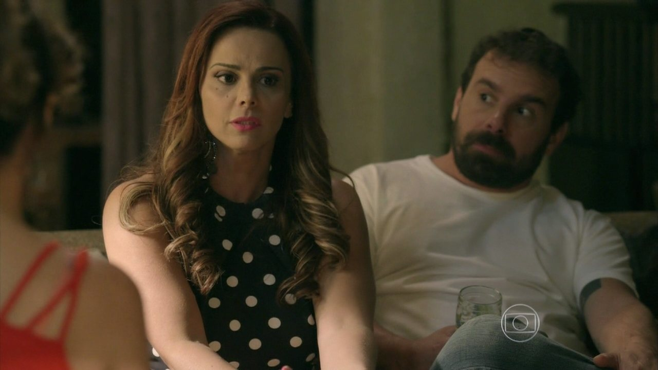 Império - Capítulo de quarta-feira, dia 21/01/2015, na íntegra - Ismael e Lorraine sugerem que Naná se case com Antônio