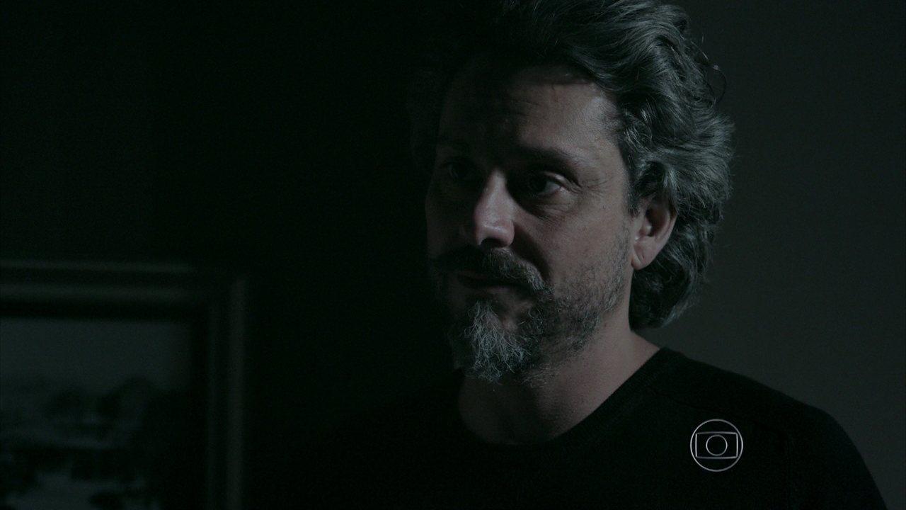 Império - capítulo de segunda-feira, dia 16/02/2015, na íntegra - José Alfredo expulsa Silviano da mansão