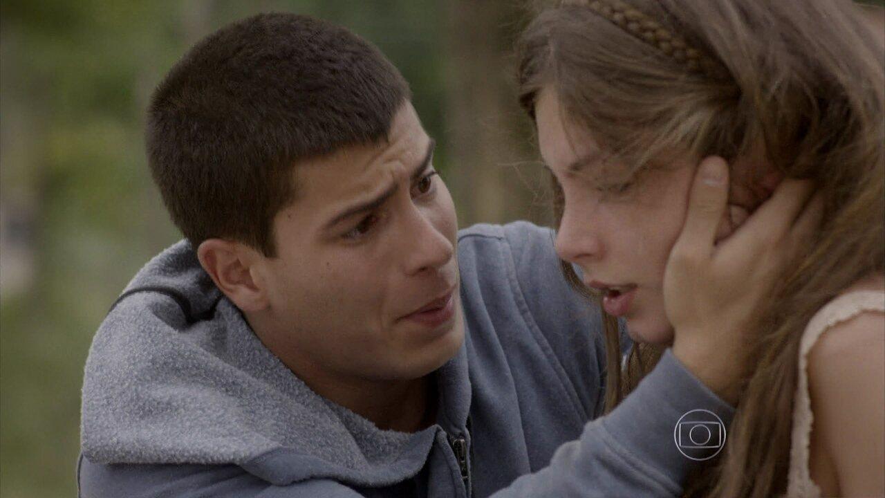 Malhação - capítulo de terça-feira, dia 24/02/15, na íntegra - Duca consegue resgatar Bianca