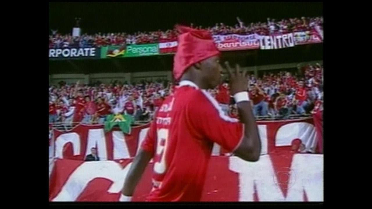 Inter vence LDU por 2 a 0 e se classifica para a semi da Libertadores de 2006; relembre