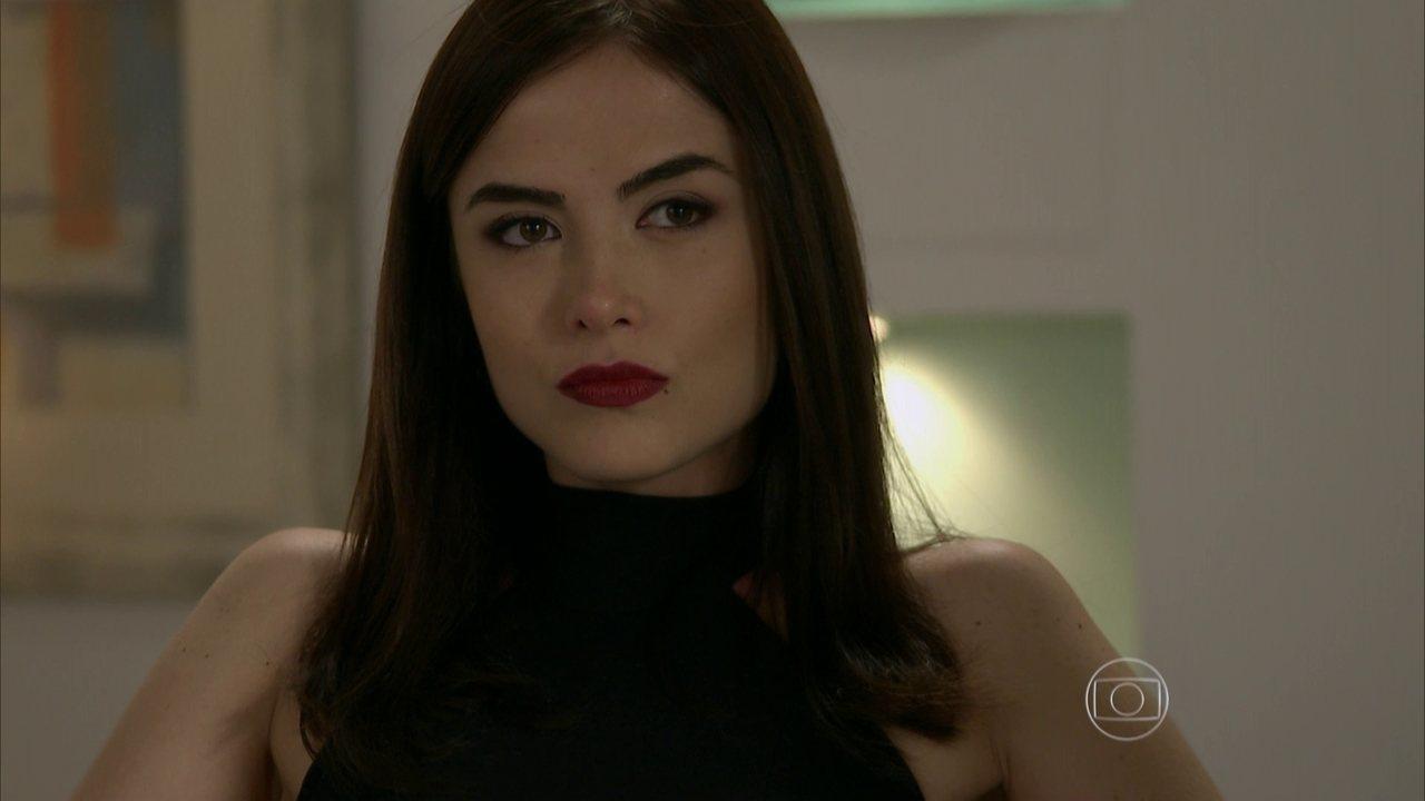 I Love Paraisópolis - capítulo de sexta-feira, dia 29/05/15, na íntegra - Gabo oferece a Margot um cargo executivo na Pilartex com autonomia para fazer o que bem entender