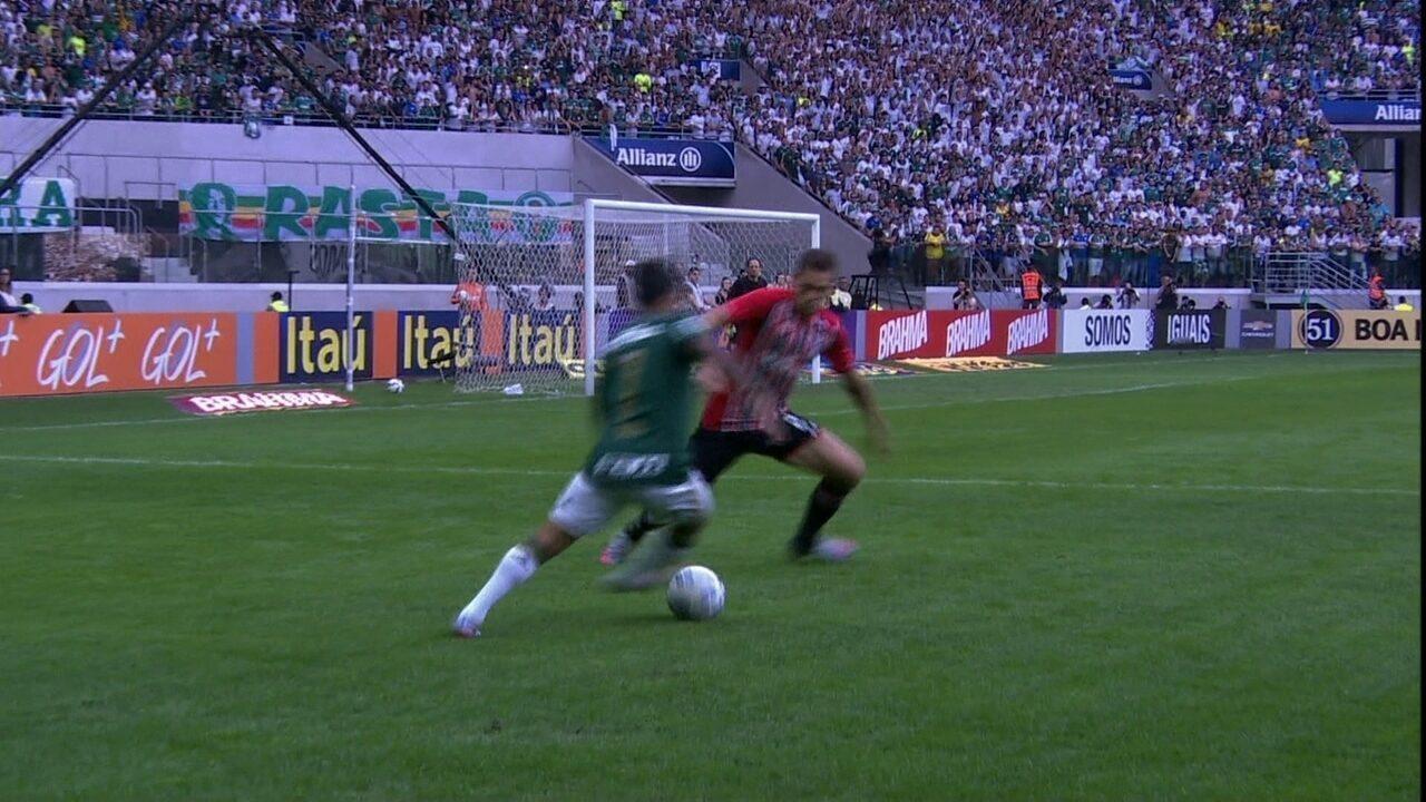Melhores momentos: Palmeiras 4 x 0 São Paulo pela 9ª rodada do Brasileirão 2015