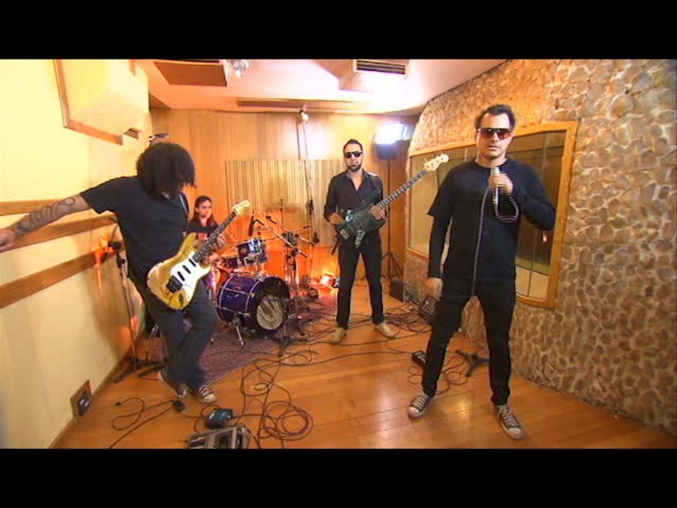 Banda Inside apresenta hard rock romântico no Brasília Independente