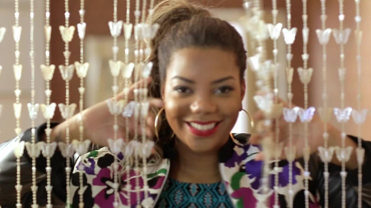TV Globo Digital: Ludmilla canta em campanha
