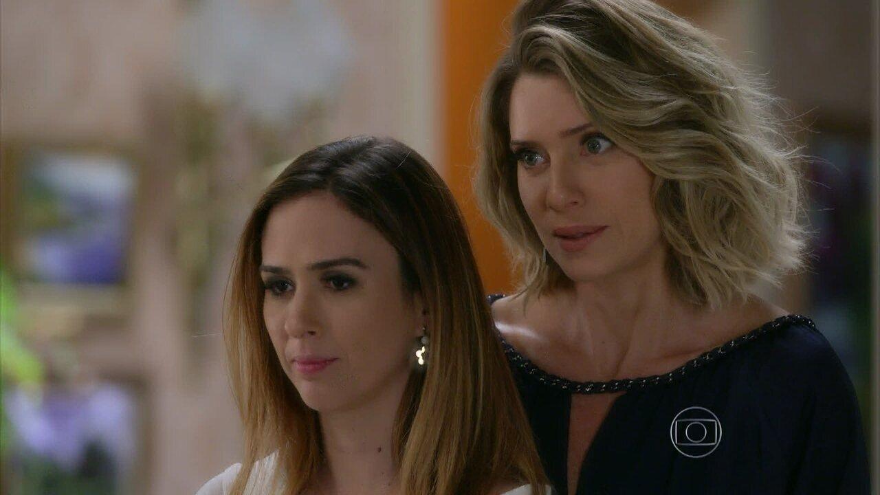 I Love Paraisópolis - capítulo de terça-feira, dia 20/10/15, na íntegra - Soraya esconde Danda na casa de Izabelita