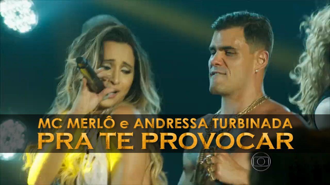 Clipe: 'Pra Te Provocar' - MC Merlô e Andressa Turbinada