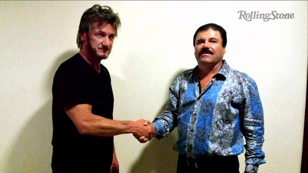 Entrevista com traficante El Chapo feita por Sean Penn causa polêmica nos EUA