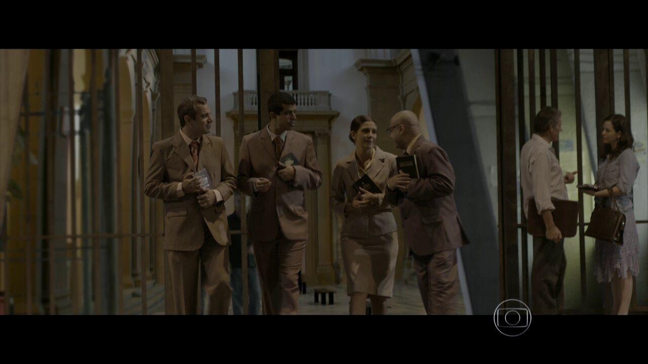 #TBT do 'Tá no Ar': O Quarteto Fanático recebeu poderes especiais!