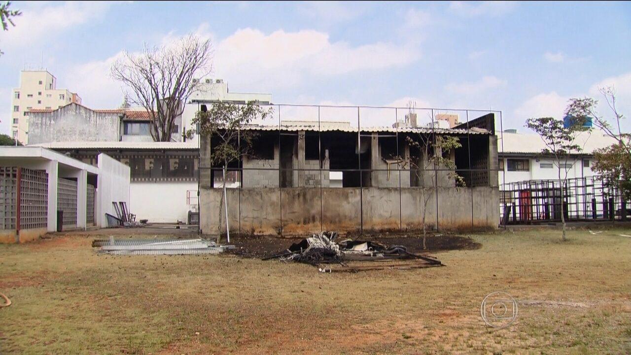 Mil rolos de filmes são destruídos no incêndio no prédio da Cinemateca