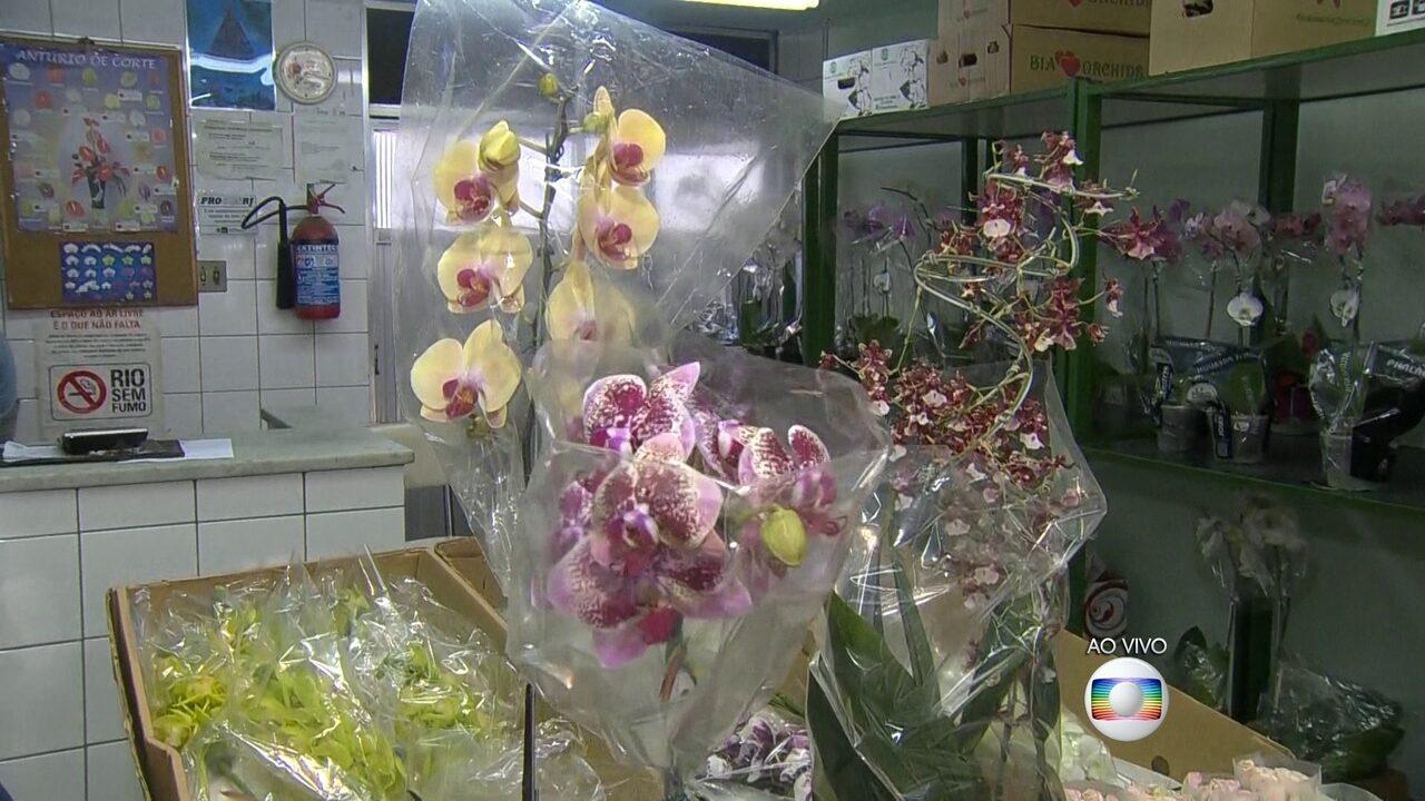 Mulheres SÃo Como Flores: Comerciante Da Cadeg Sugere Flores Como