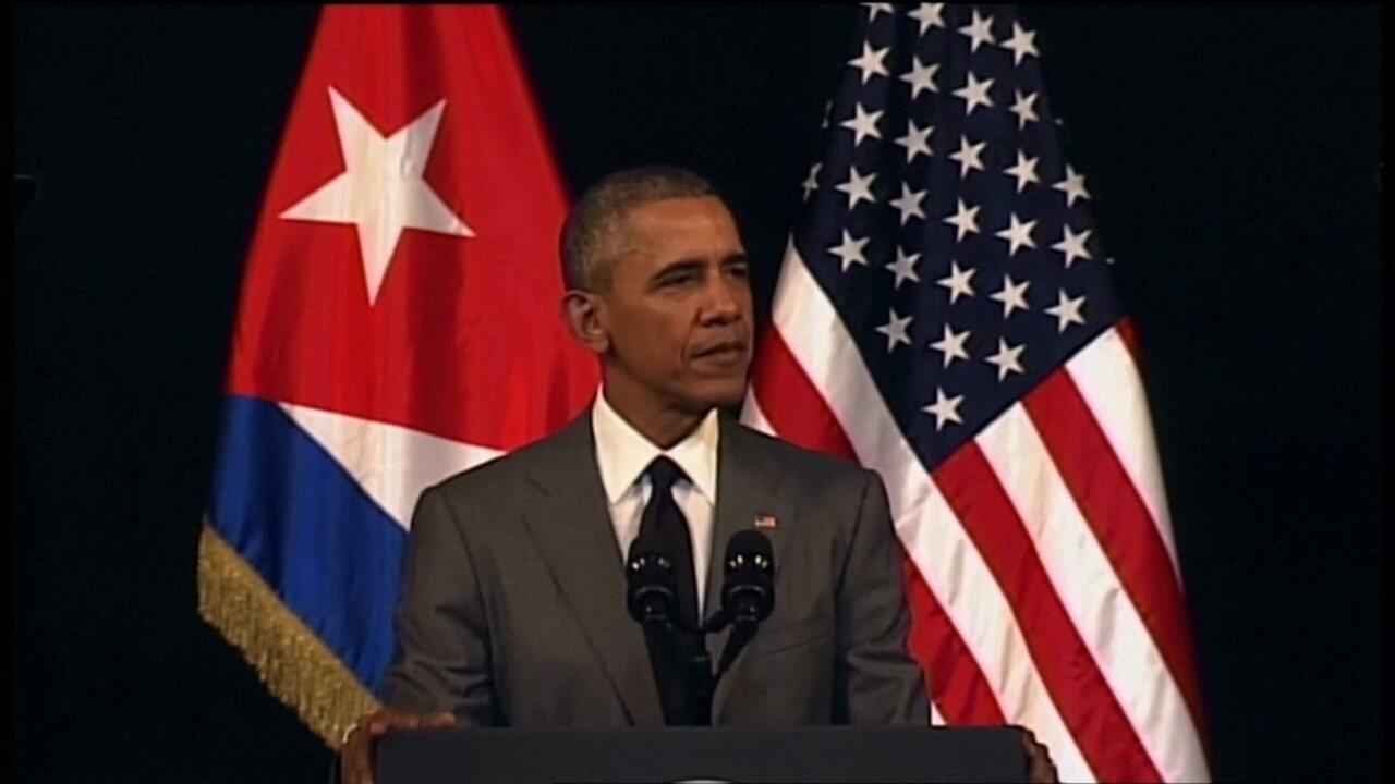 Obama diz que reconciliação com exilados cubanos é fundamental para futuro do país