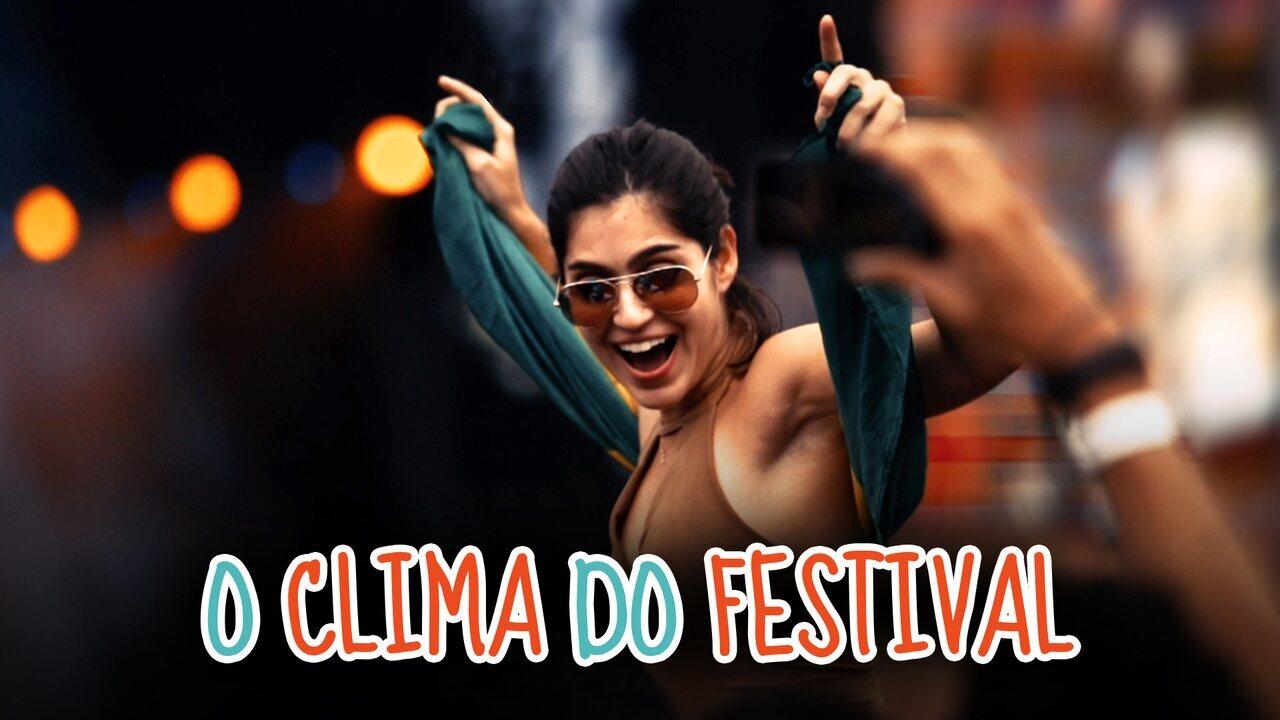 Lollapalooza: relembre o clima do festival em série original do Gshow