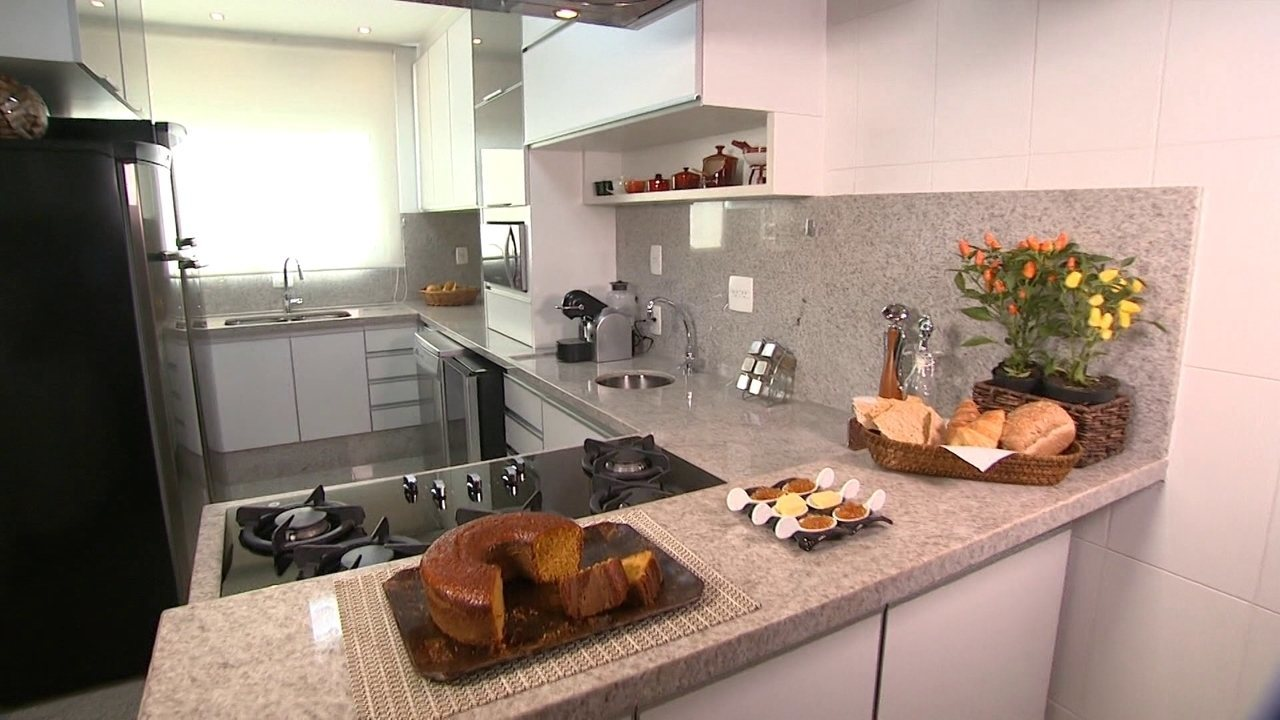 Jornal hoje cozinhas estreitas e compridas est o em alta Modelo de viviendas para construir