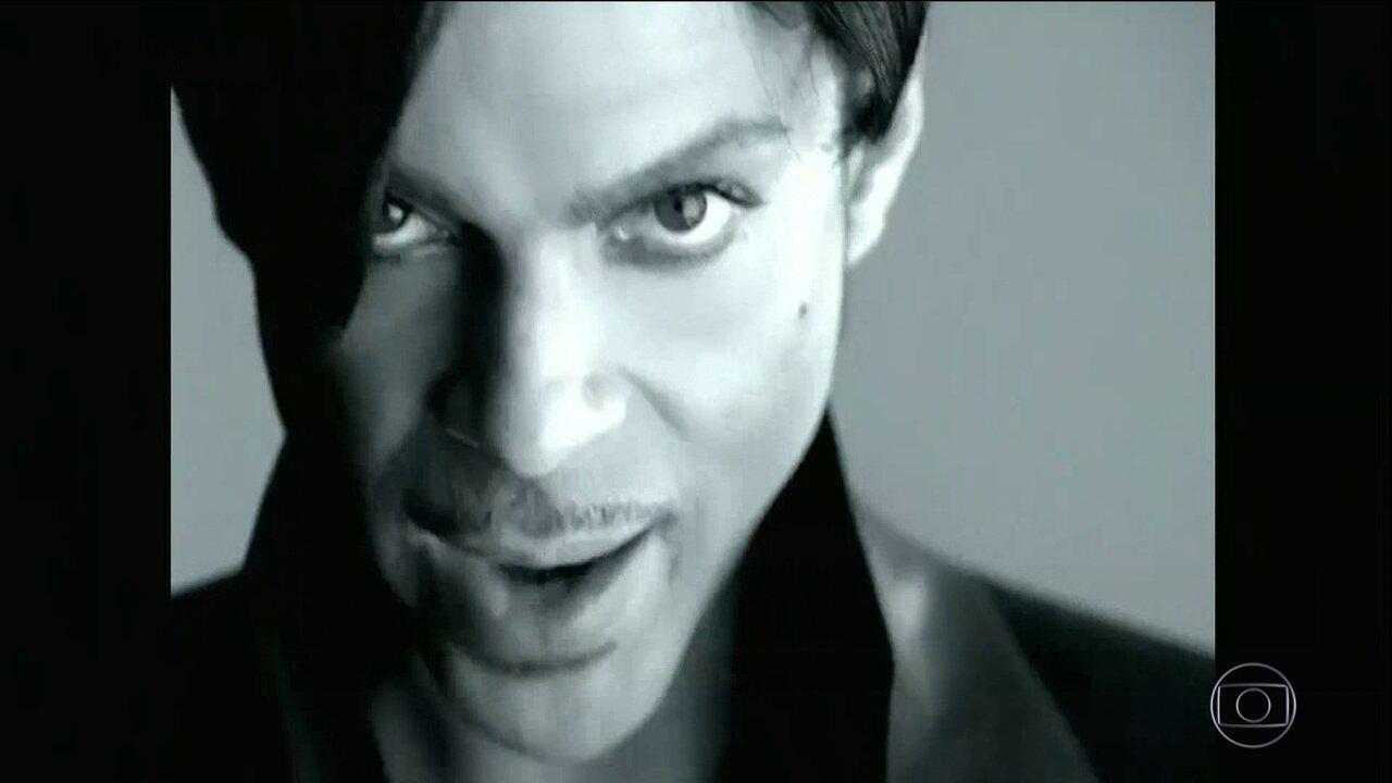 Morre, aos 57 anos, o cantor norte-americano Prince