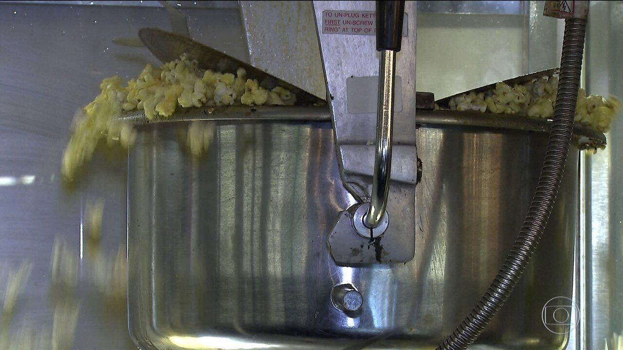 STJ proíbe cinemas de impedir entrada de alimentos comprados fora