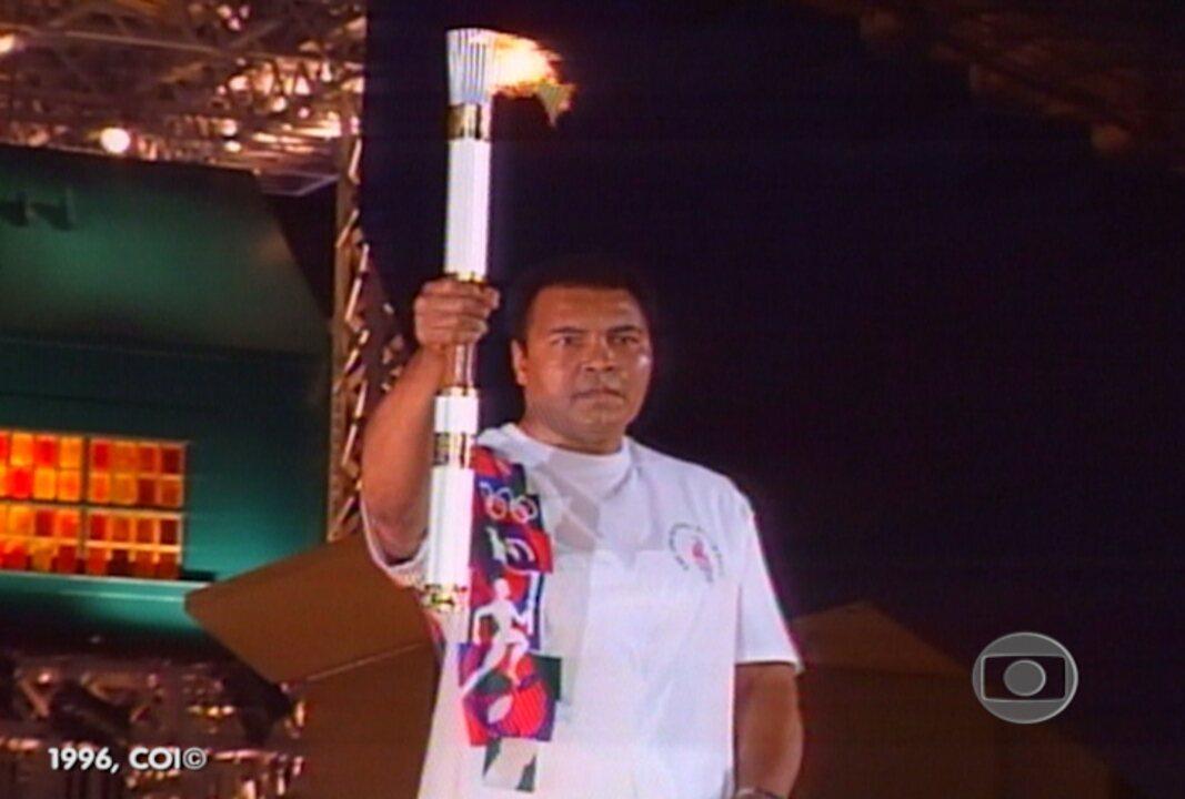 Webdoc relembra como foi a Olimpíada de Atlanta (1996)
