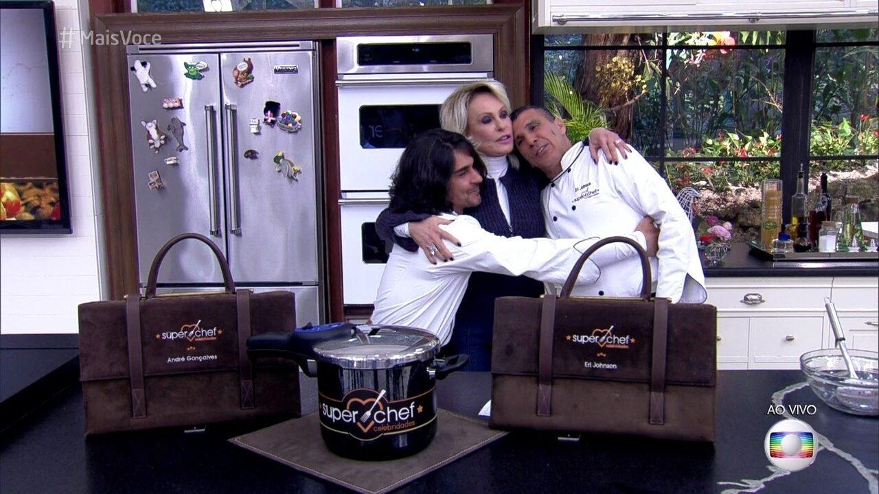 Mais voc eri johnson deixa o super chef celebridades - Super chef 2000 ...