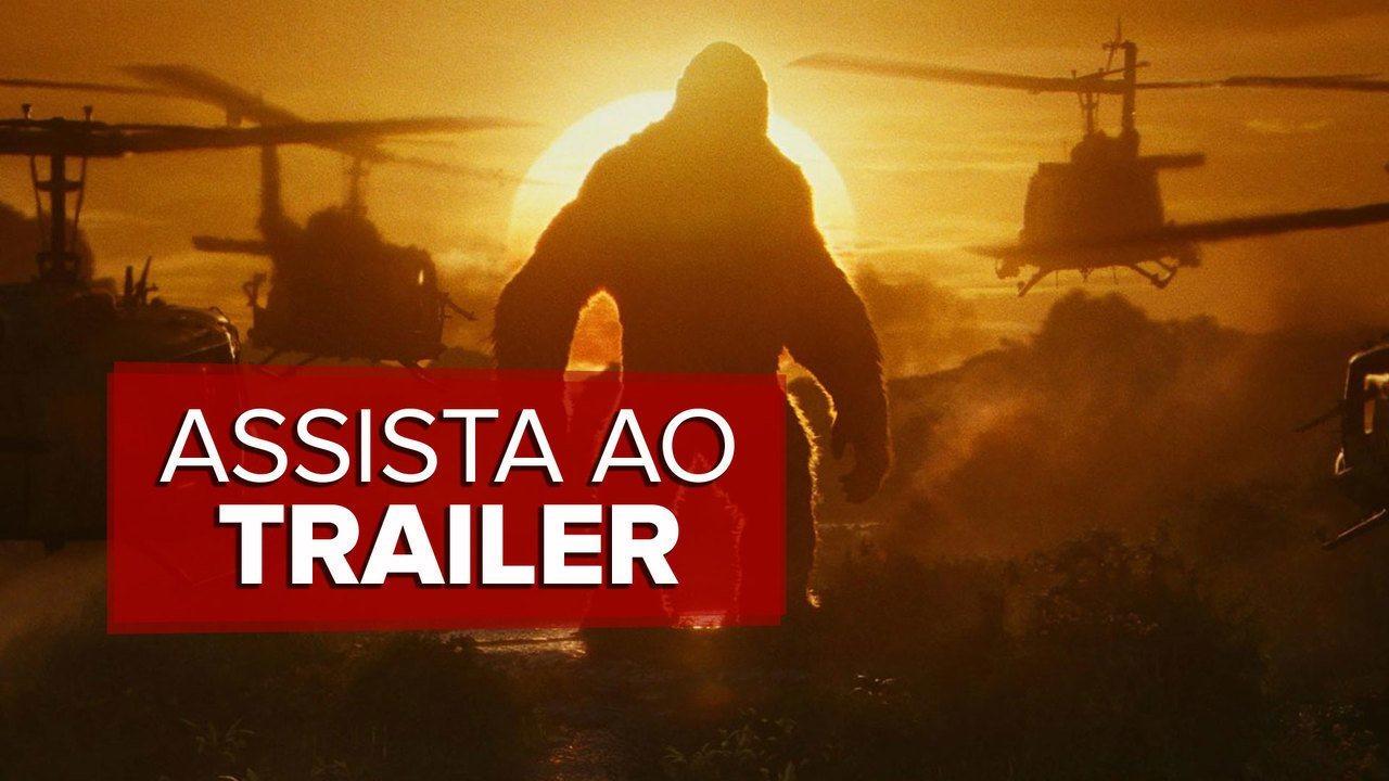 Trailer de 'Kong: Skull Island'