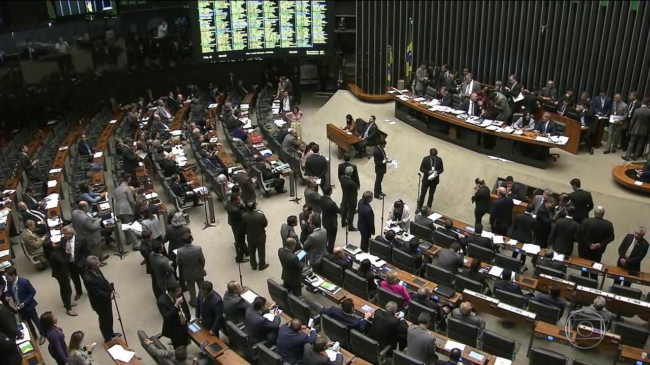Bom dia brasil congresso aprova ldo com previs o de for Limite pagamento contanti 2017