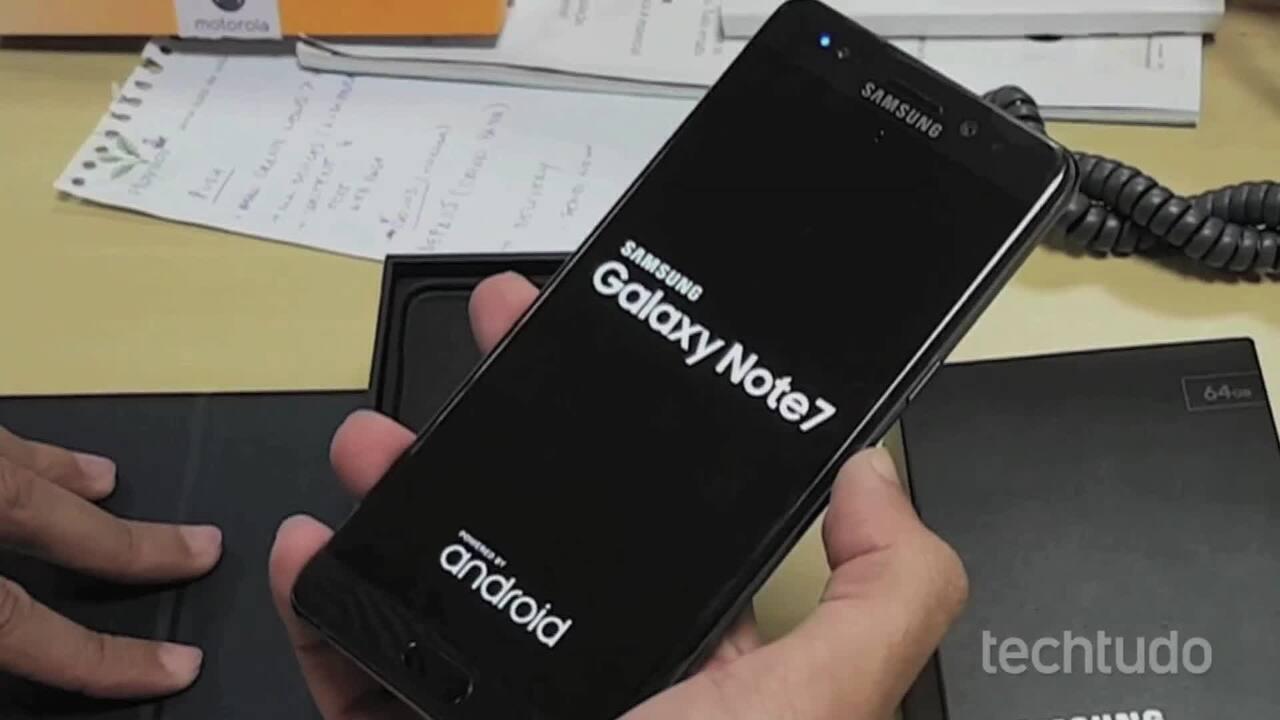 Galaxy Note 7: companhia aérea proíbe uso do celular durante o voo