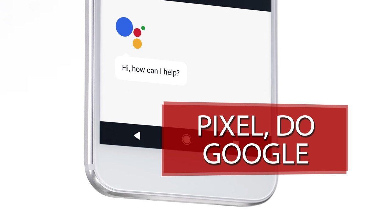 Google apresenta Pixel, seu primeiro smartphone