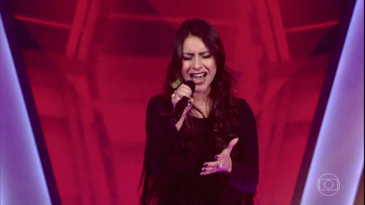 Lariani Acevedo canta 'Não Vou Mais Atrás de Você'