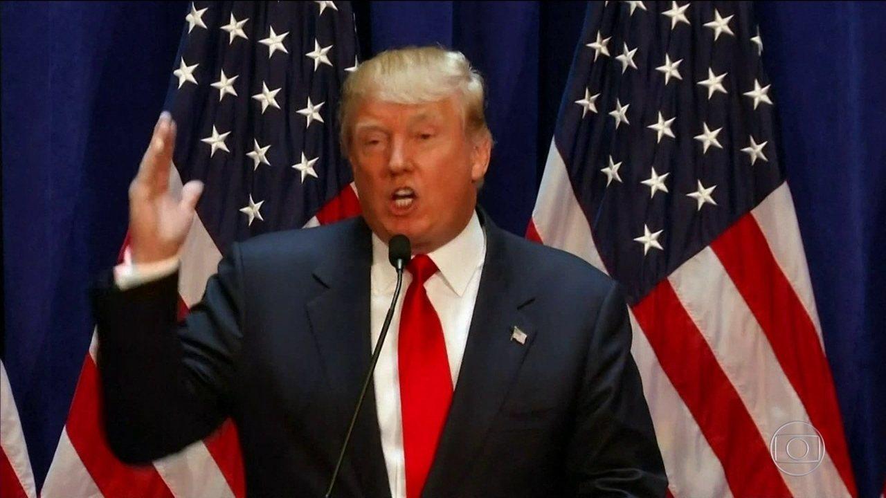 Veja a trajetória de Donald Trump, da infância à disputa à Presidência