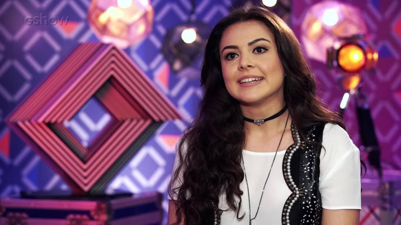 Fernanda Silva explica escolha de clássico sertanejo para Audição