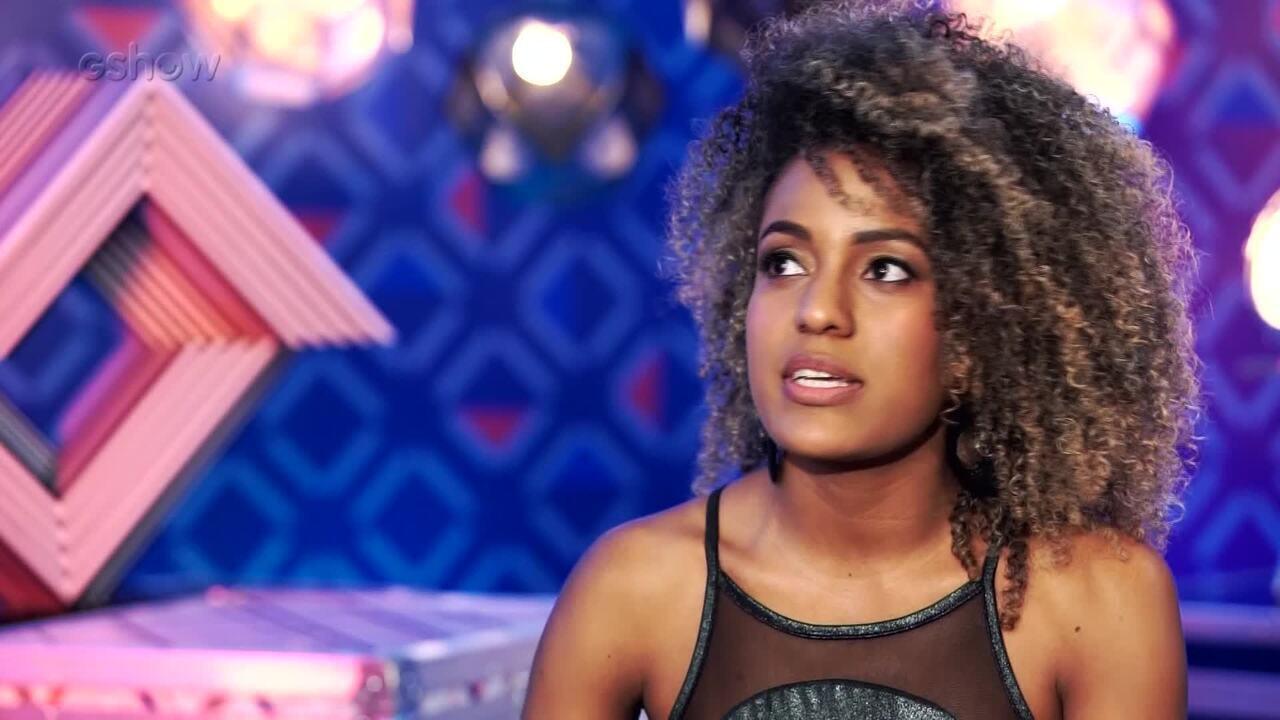 Jéssica Stephens conta que se cobrou muito durante apresentação no 'The Voice Brasil'