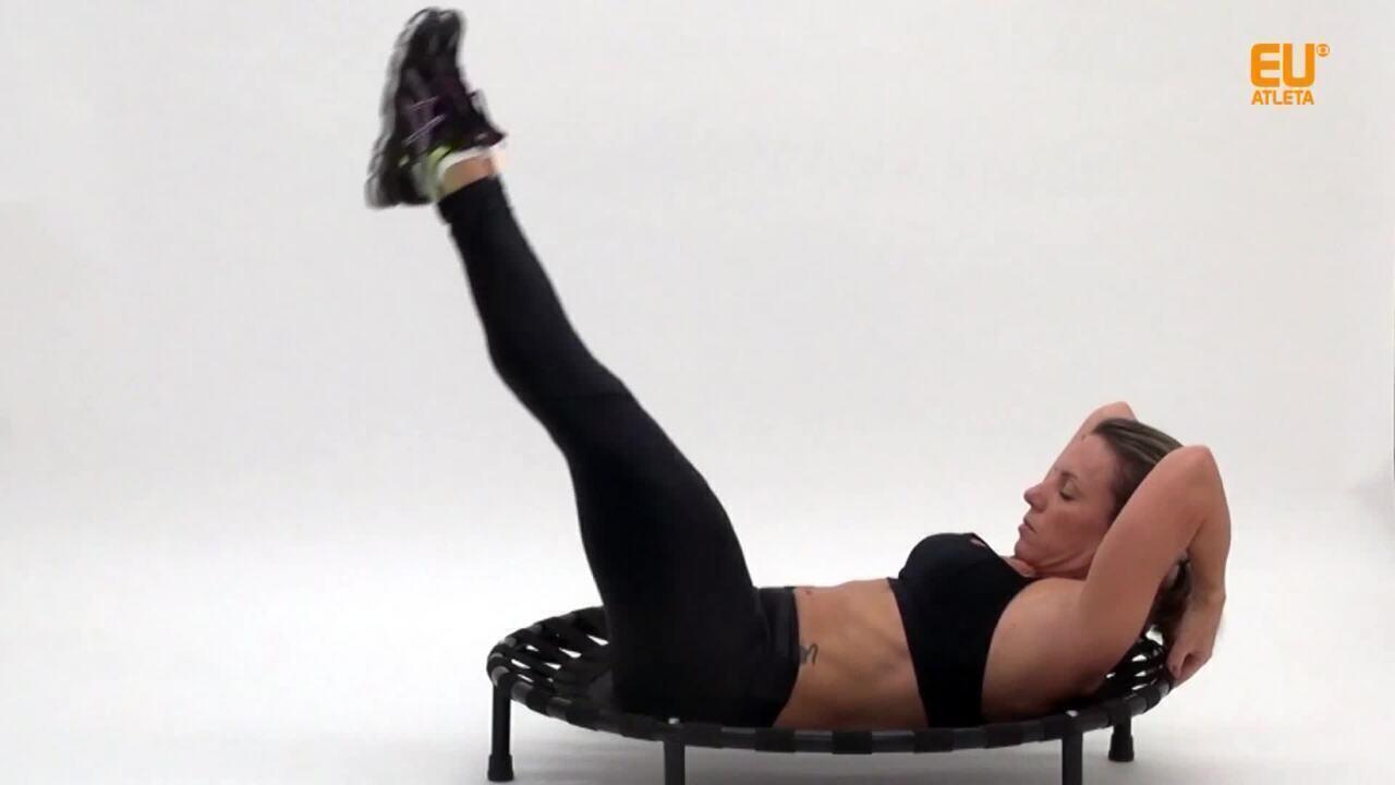 Abdominal total: Eu Atleta ensina maneira diferente de trabalhar o abdômen