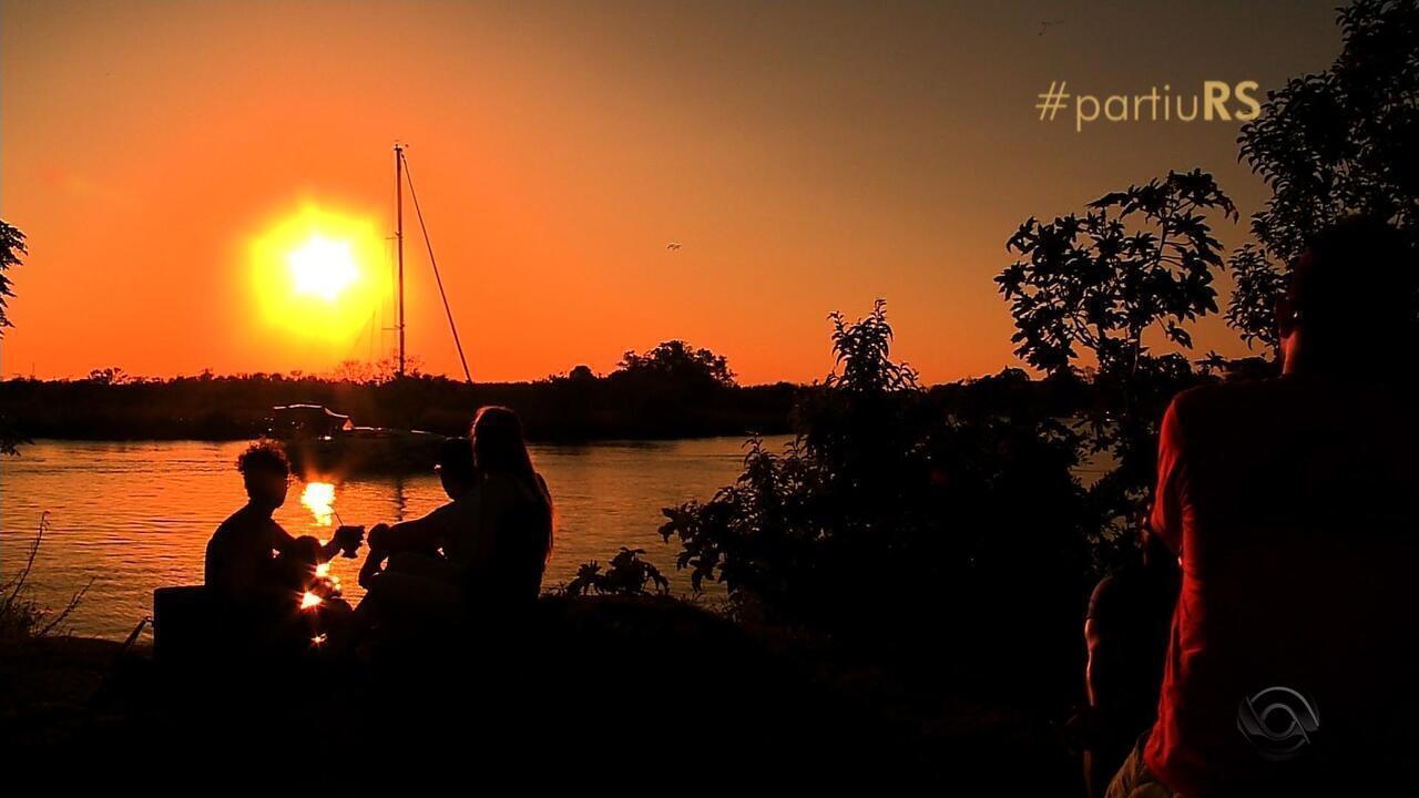 #partiuRS: Pelotas é uma viagem pelo tempo sem deixar o presente