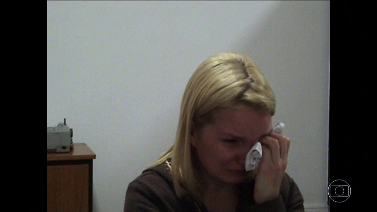 Vídeo mostra confissão de Elize Matsunaga, acusada de matar marido