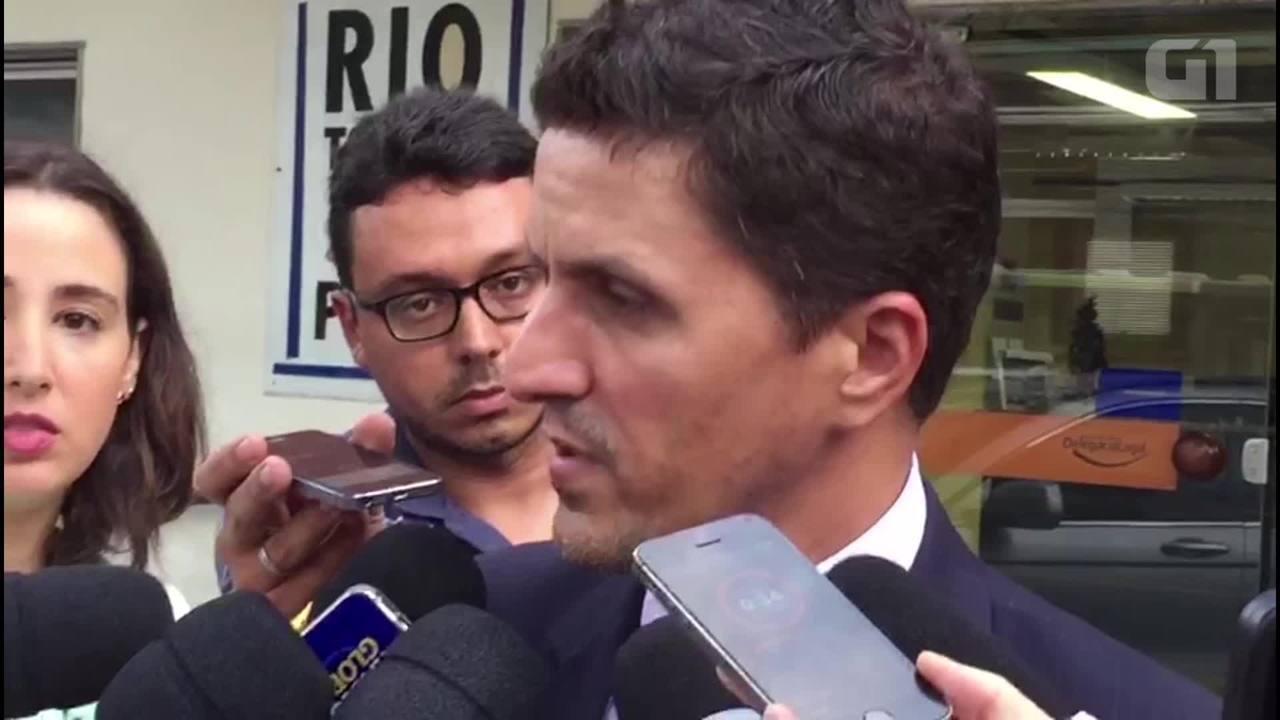 Delegado Fábio Cardoso dá detalhes sobre morte de turista italiano no Morro dos Prazeres