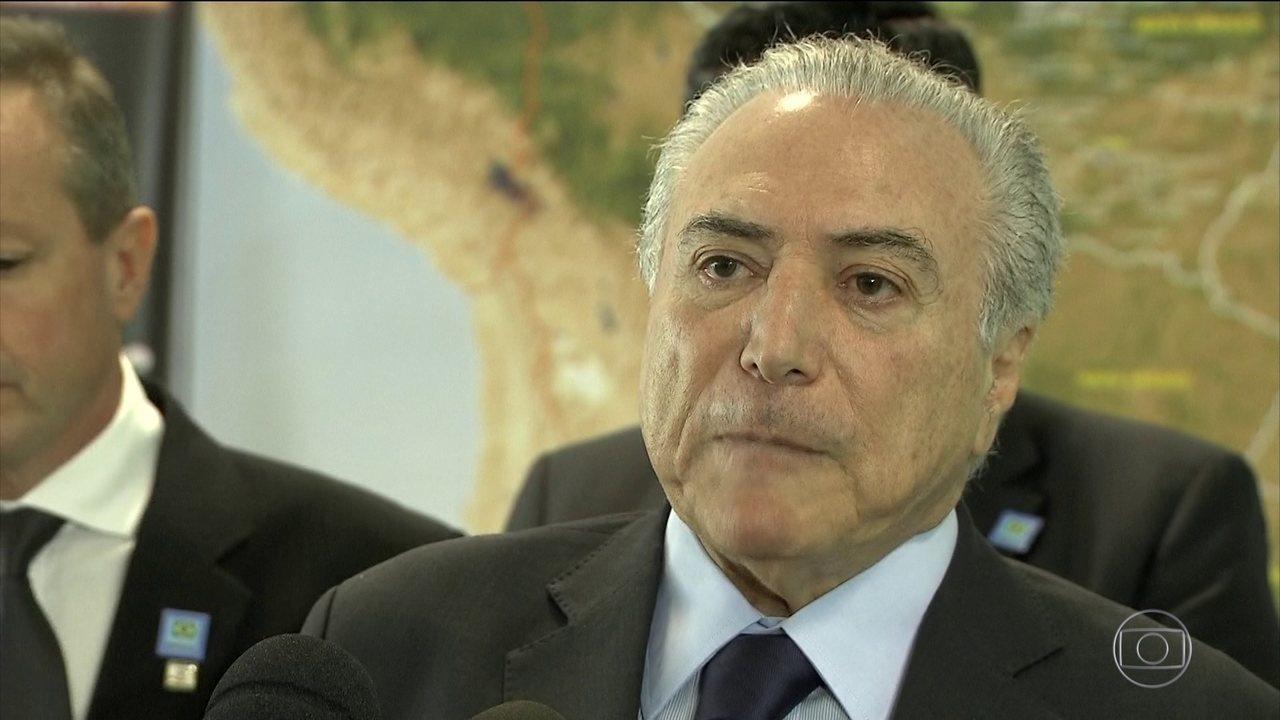 Cláudio Filho diz em delação que Temer pediu contribuições a Marcelo Odebrecht